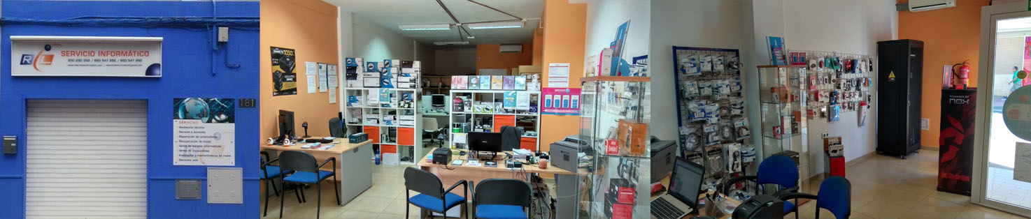 Tu tienda de informática en La Cañada